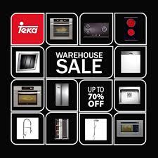 Warehouse Kitchen Appliances Teka Warehouse Sale Home Kitchen Clearance Singapore