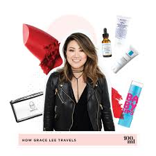 grace lee is a renowned makeup pro and lead makeup artist for maybelline new york