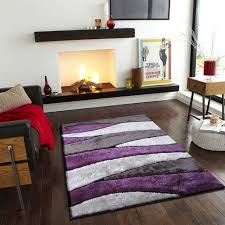grey and purple area rugs