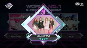 Info 180628 29 Blackpink Wins 1st Place On Kbs Music Bank