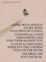 Anxiety Quotes Fascinating Anxiety Information Panic Support Resources Best Mental Health