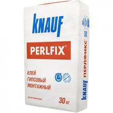 <b>Knauf</b> Perlfix <b>монтажный гипсовый клей</b> (30 кг)