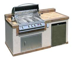 grill cabinet 4 burner built in natural gas grill with cabinet