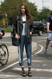 leather jackets for women street style 29