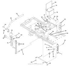 Gravely 915102 000102 2040 zt parts diagram for steering controls gravely parts diagrams electric