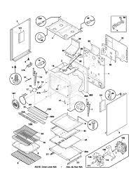 frigidaire stove parts diagram frigidaire plgf389ccb gas range timer rh diagramchartwiki com frigidaire stove vent frigidaire glass top stove parts
