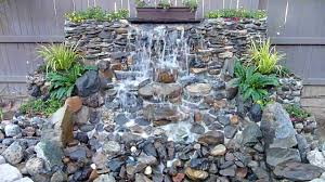 Small Picture DIY Backyard Waterfall YouTube