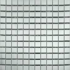 Mosaic 25x25x4 Mirror Tiles Genesis Trims