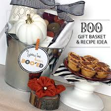 gift basket recipe idea from target