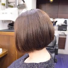 縮毛矯正 ボブ 縮毛矯正の髪型でボブはできる