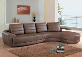 Sectionals Living Room Sectional Living Room Furniture With Brown Leather Sofa Home