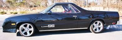 1987 Chevrolet El Camino - Overview - CarGurus
