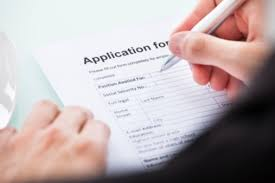 Tips For Filling Out A Job Application Form
