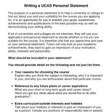 Personal Statement Template Ucas Letter Of Reference Sample Ucas Refrence Writing A Good University