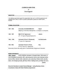 education educational experience resume educational experience resume full size