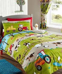 farm animal toddler bedding designs