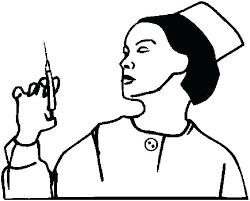 Nursing Coloring Pages Male Nurse Coloring Page Male Nurse Coloring