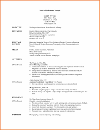 Formidable Resume Objective Student College Also College Student