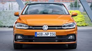 Volkswagen Polo R-line 2017 - 2018 | Exterior Interior Design ...