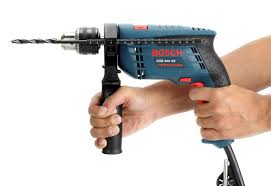 hand drilling machine. ranging from screwing to the drilling and even unscrewing, this machine is enduring due its dominant 600 watts motor. therefore, begin with hand
