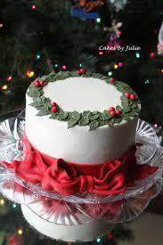 Christmas Cake Design Pinterest Pinterest