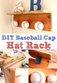 diy baseball hat rack, animals, appliance repair, appliances, architecture,  basement ideas