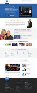 Iconic Website Design Iconic Graphics My New Day Website Design Iconic Graphics