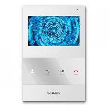 Купить <b>Видеодомофон Slinex SQ-04M white</b> – Видеодомофоны ...
