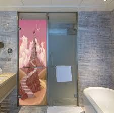 Kitchen Designs Castle Hill Amazon Com Yoliyana Static Cling Decorative Window Film