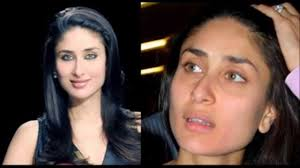 due to excessive make up face of these actresses see pictures