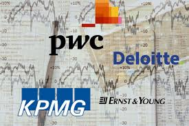 Kpmg Organizational Structure Chart The Big Four Salaries And Levels In Kpmg Pwc Ey And Deloitte