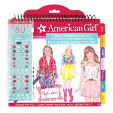 Fashion Angels Fashion Design Sketch Portfolio Printables American Girl Beforever Fashion Sketch Portfolio Lance Publishing Studio