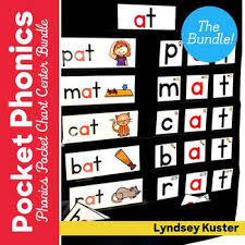 What Is Pocket Chart Pocket Phonics Bundle Phonics Pocket Chart Center For The Year