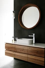 bathroom vanities timber with popular style