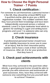 it is mandatory for coaches in the uk working in a gym to be certified or accredited personal training insurance uk