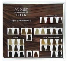 Keune Hair Colour Chart Amazon Com 4 X Keune So Pure Hair Color Select Your