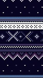 christmas sweater iphone wallpaper. Simple Christmas Blue Sweater Pattern IPhone 5S  SE Wallpaper In Christmas Iphone Wallpaper