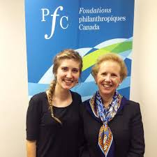 Christina Klassen & Hilary Pearson - Loran Scholars Foundation