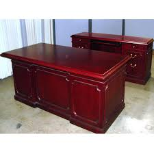 wood office desk. Cherry Wood Office Desk Oak Furniture For Two With .