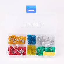 fuse components directory of electrical equipment amp supplies new mini 120pcs auto automotive car boat truck blade fuse box assortment 5a 10a 15a 20a