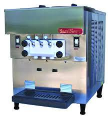 Frozen Yogurt Vending Machine Franchise Stunning Best Commercial Ice Cream Equipment Container Salt Cuisinart Mix It