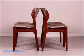 outdoor swivel dining chairs lovely mid century od 49 teak dining chairs by erik buch for