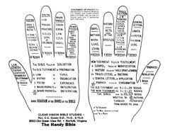 Free Bible Studies Chart By Cc Gosey Bible Ministry Resources