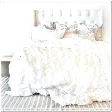 ivory ruffle bedding comforter sets white ruffle bedding set for our inside off white bedding prepare