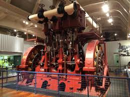 i ed the henry ford museum in dearborn last week care to the centerpiece of the steam engine collection is a massive unit a dual cylinder electric dynamo one of six installed at the original highland park ford