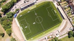 work on 3g football turf pitches