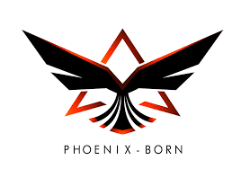 Commission: Phoenix-Born Logo by KuyaNix on DeviantArt