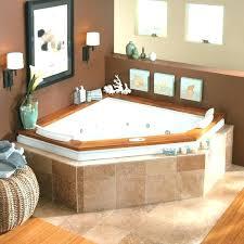 garden tub decorating ideas bathtub decor articles with bathroom tag excellent decorative moulding beige blue master