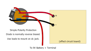 power jack protection schemes for effects pedals com power jack protection schemes for effects pedals