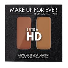 make up for ever ultra hd underpainting refill colour correcting duo cosmetics from guru makeup emporium uk